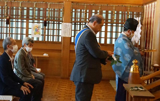 2020-2021年度 東京東村山ロータリークラブ 安全・健康祈願